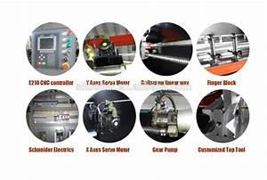 Manufacturing Wc67y Hydraulic Automatic Brake Press Small