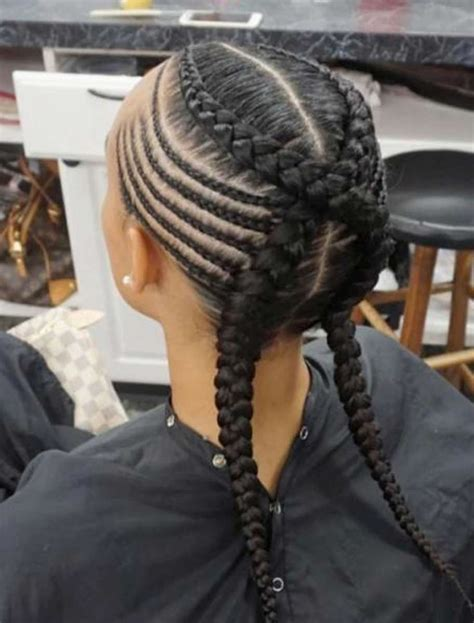 african american braided hairstyles pictures