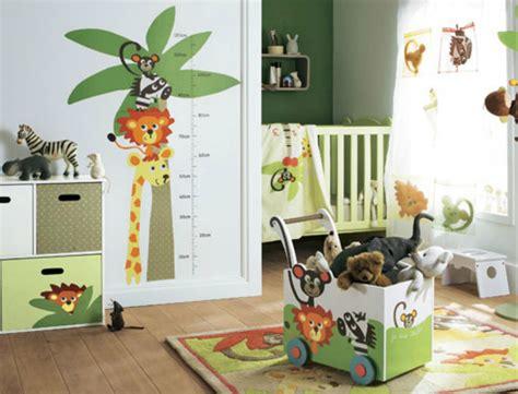 deco chambre bebe jungle deco jungle pour bebe