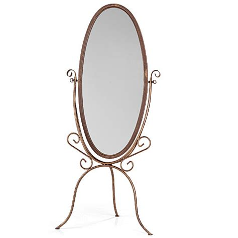 floor mirror oval old world oval floor mirror discount shelving