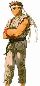 Ryu - Characters & Art - Marvel vs. Capcom 2