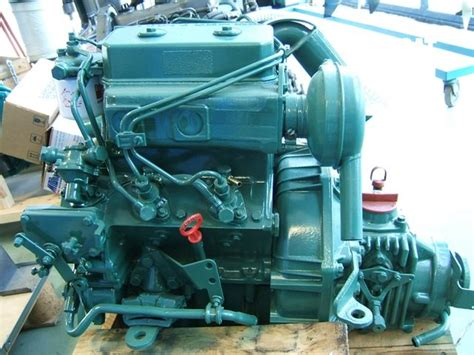 volvo penta md 2002 used by chantier naval du jaudy
