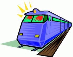 Train Transportation Clip Art Free