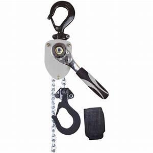 Shop Tuff 1  2-ton Manual Chain Hoist