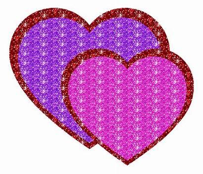 Glitter Hearts Graphics Sparkles