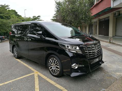 Toyota Alphard Backgrounds 2019 toyota alphard side high resolution wallpapers new