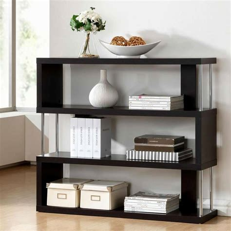 Contemporary Bookcases And Shelves by Modern Shelf By Baxton Studio Ebay