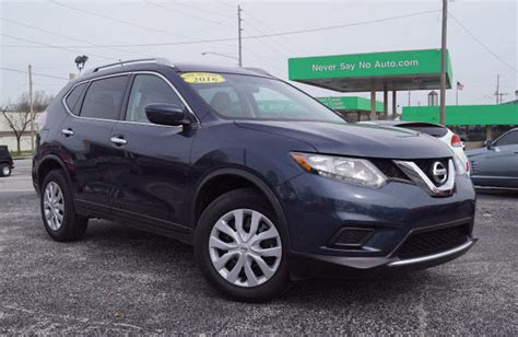2016 Nissan Rogue Reliability by 2016 Nissan Rogue Springfield Mo Never Say No Auto