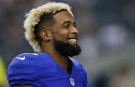 Tiki Barber Calls Odell Beckham Jr. a 'Look At Me' Player ...