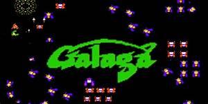 Galaga NES Games Nintendo