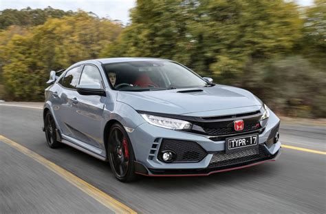 2018 Honda Civic Type R Technical Overview Forcegtcom