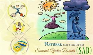 10 Natural Home Remedies For Seasonal Affective Disorder (SAD)