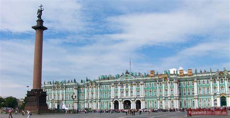historisches zentrum von st petersburg russlandjournalde