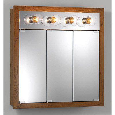 Broan Nutone Lighted Medicine Cabinet by 1000 Ideas About Lighted Medicine Cabinet On Pinterest