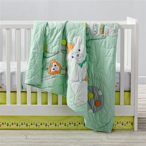 best crib sheets boys crib bedding sets the land of nod