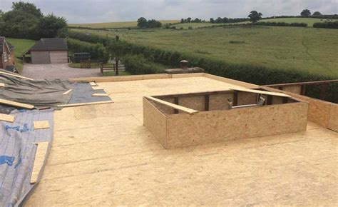 flat roof solutions homebuilding renovating