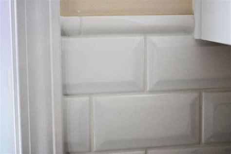 white beveled subway tile daltile rittenhouse square