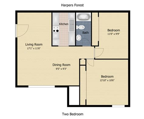 Harpers Forest Apartments In Columbia Maryland, Apartments