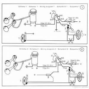 Lb 3763  Loud Horns Dual Horn Relay Diagram On Horn Relay