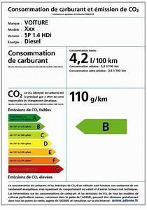 Etiquette Energie Voiture : polution la nouvelle tiquette nergie co2 ~ Medecine-chirurgie-esthetiques.com Avis de Voitures