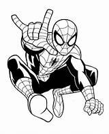 Spiderman Coloring Printable Spider Marvel Superhero Suit Sketsa Goblin Gambar Sheets Deadpool Lego Drawing Colouring Ausmalbilder Boy Son Colorir Amazing sketch template
