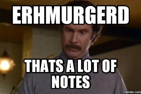 Notes Meme - home memes com