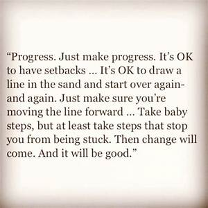 PROGRESS QUOTES TUMBLR image quotes at hippoquotes.com