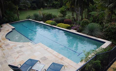 Fascinating Lap Pool Designs Home Design Lover