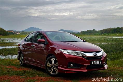 Honda City by Test Drive Review Honda City 1 5 V Revisited Autofreaks