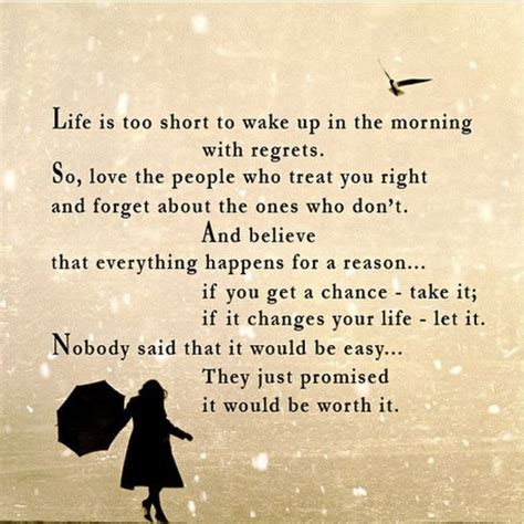 life   short inspirational quote