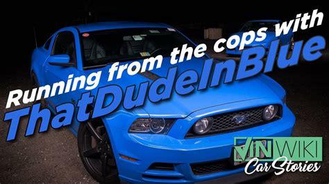 running   cops  thatdudeinblue youtube
