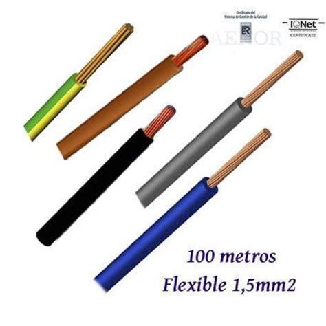 h07v k 1 5mm2 cable electrico 1 5 mm h07v k