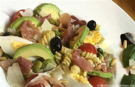 salade de p 226 tes gourmande au pesto