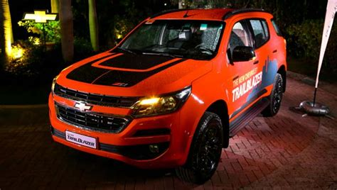 Modifikasi Chevrolet Trailblazer by Refreshed Chevrolet Trailblazer And Colorado Arrived
