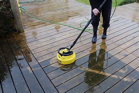 decking maintenance tips arbordeck