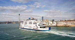 Accessible Ferry Travel To Isle Of Wight Wightlink Ferries ...