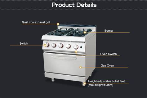 commercial stove  restaurant gas stove dimensionseuropean gas stoves buy gas stove