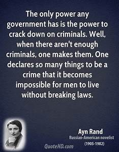 Ayn Rand Power Quotes | QuoteHD