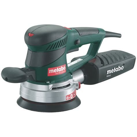 Random Orbital Floor Sander Sandpaper by Buy Metabo Sxe450 Random Orbit Sander