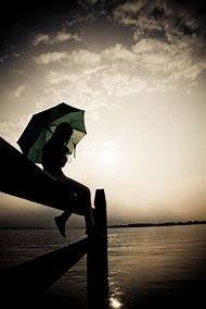 Girl with Umbrella Photography