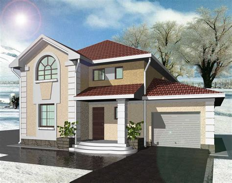 Architectural Home Design by Vitaliy Vitruk Category