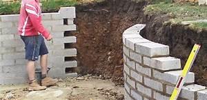 Monter Mur En Parpaing : free with en parpaing ~ Premium-room.com Idées de Décoration
