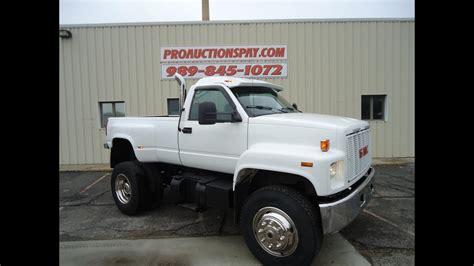 custom toy hauler monster truck topkick youtube