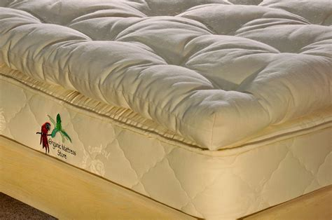 best organic mattress organic wool mattress topper the organic