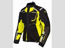 Klim Badlands HiVis Jacket 35% $33250 Off! RevZilla