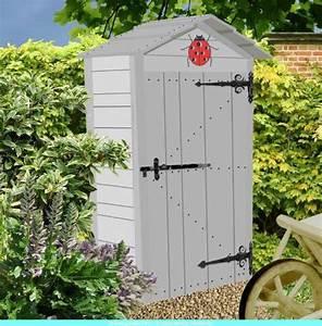 Armoire De Jardin Bois : faire une armoire de jardin ~ Teatrodelosmanantiales.com Idées de Décoration