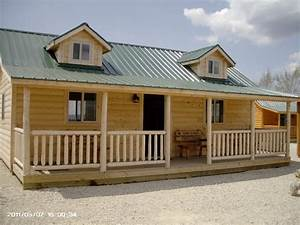Wildcat barns39 log cabins rent to own custom built log for Amish built cabins rent to own