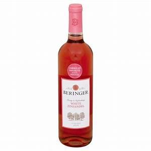 white zinfandel wine