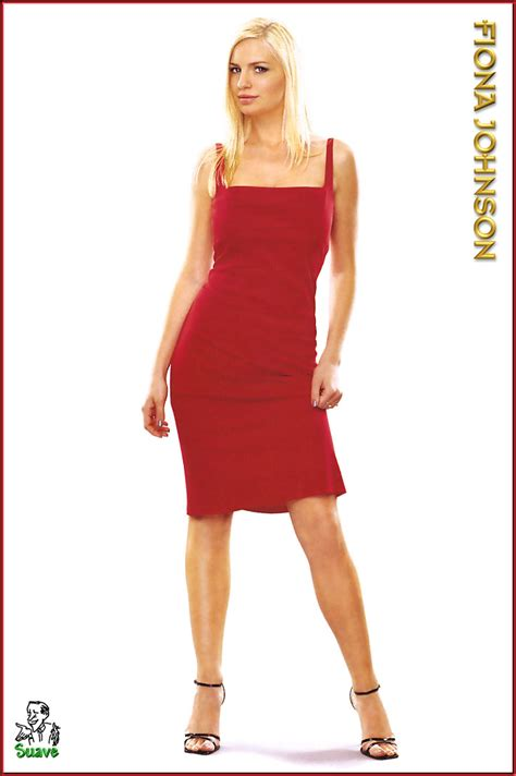 Fiona Johnson - photos, news, filmography, quotes and facts - Celebs Journal