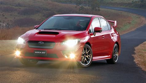 subaru wrx wrx sti pricing  specifications
